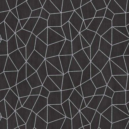 PRISME METALLISE FOND NOIR – G67694