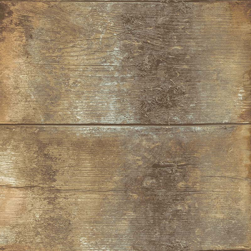 Papier Peint Large Planche Marron Clair Td32306 De La Collection