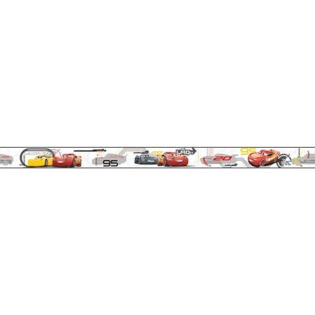 FRISE CARS 3 BLANC – DY0184BD