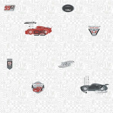 FLASH MCQUEEN CARS 3 GRIS – DY0191