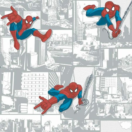 ULTIMATE SPIDERMAN GRIS – DY0256