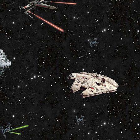 VAISSEAUX STAR WARS NOIR – DY0298