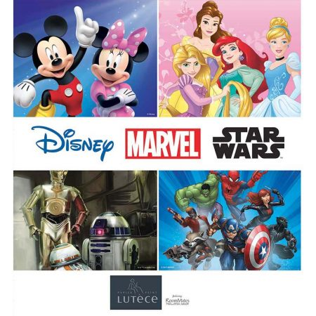 Disney, Marvel, Star Wars