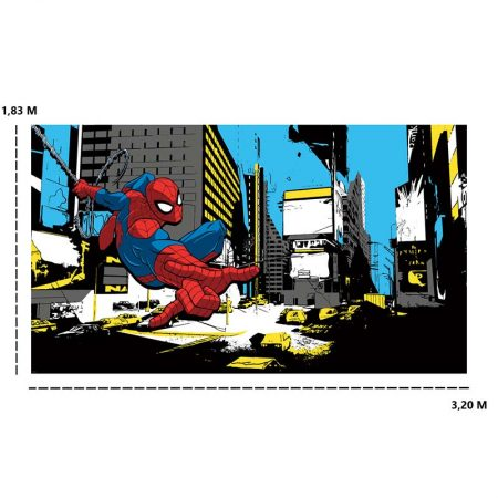 DECOR MURAL SPIDER-MAN 7LES – JL1432M