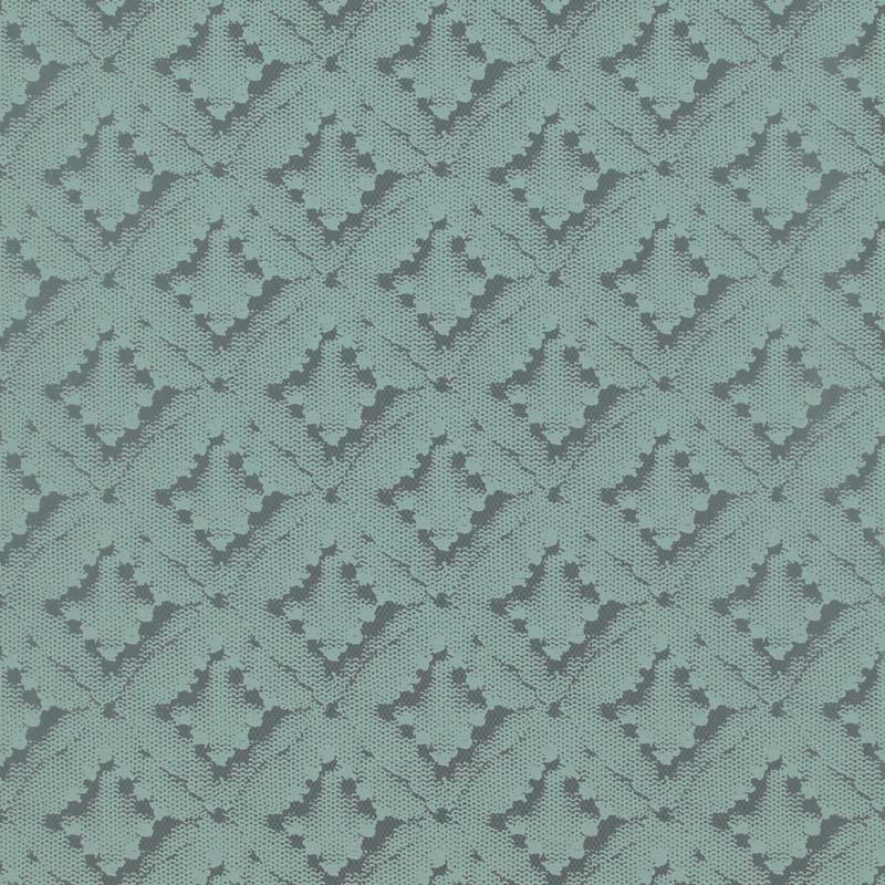 Papier Peint Losange Vert D Eau 17783 De La Collection Papier