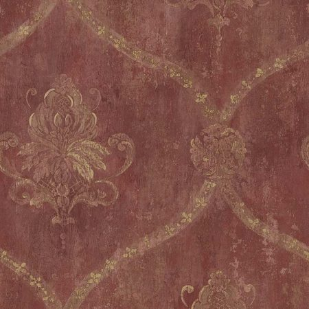 REGAL DAMASK ROUGE – CH22565