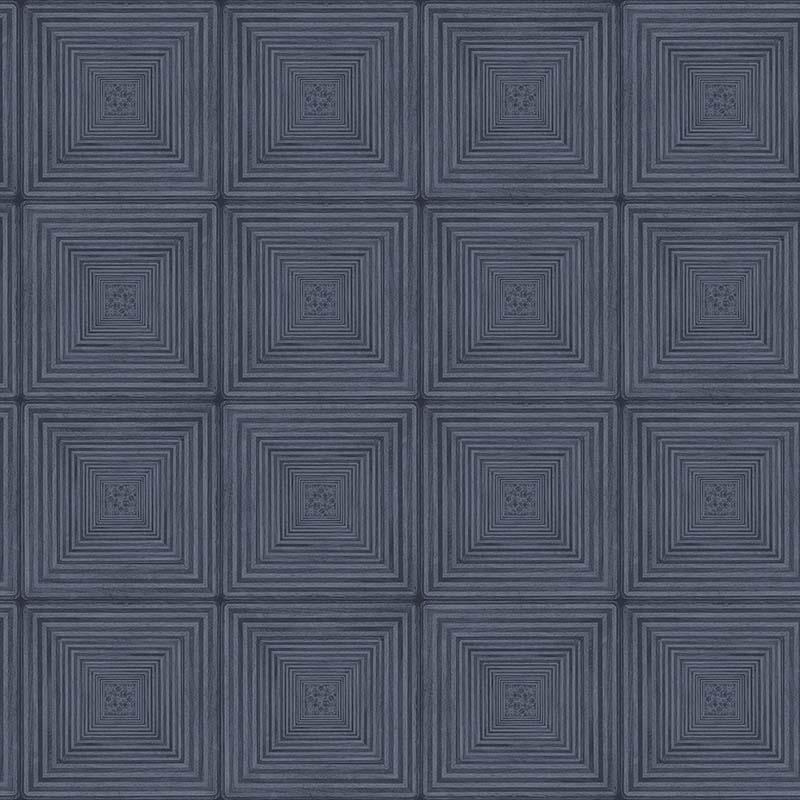 papier peint parquet bleu fonce mh36523 de la collection papier peint beaumanoir lut ce. Black Bedroom Furniture Sets. Home Design Ideas