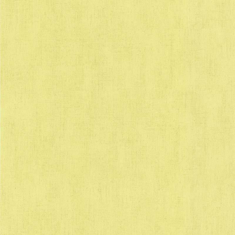 Papier Peint Uni Toile Vert Anis 51176204 De La Collection Papier