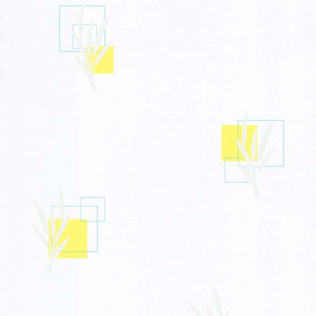 FEUILLE STYLE JAUNE ET BLEU – 51175902