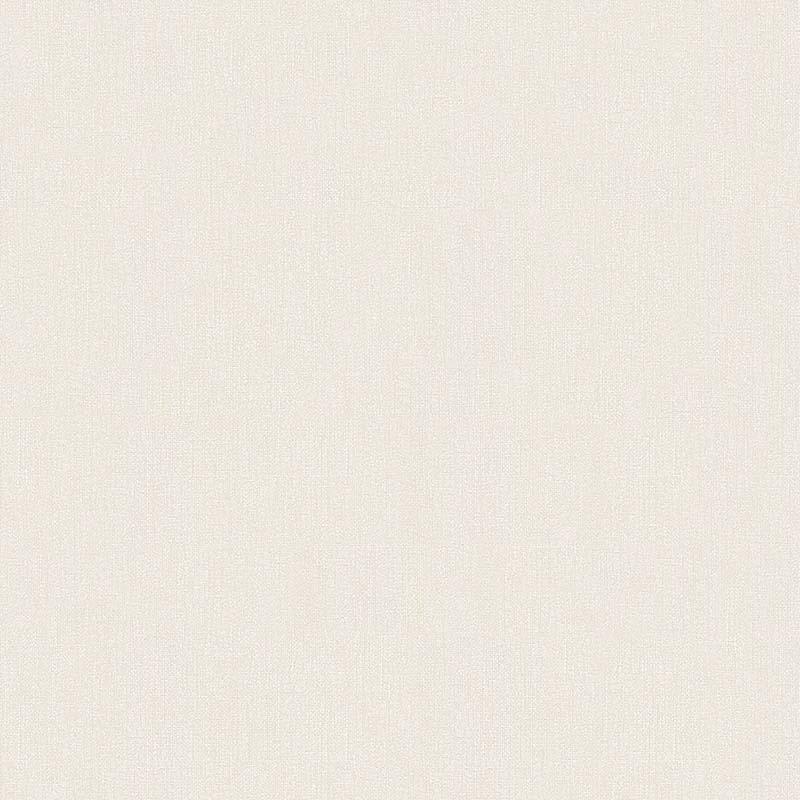 Papier Peint Uni Textile Beige Clair 671230 De La Collection