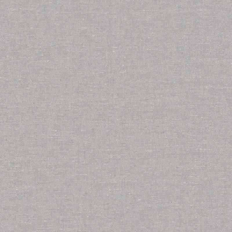 Papier Peint Uni Toile Gris Clair 219426 De La Collection Papier