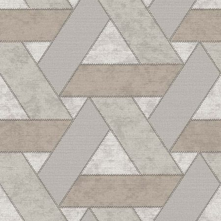COUTURE ZIG ZAG GRIS – 4033