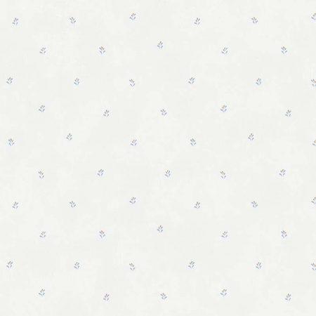 PLUMETIS BLEU FOND BLANC – KE29906