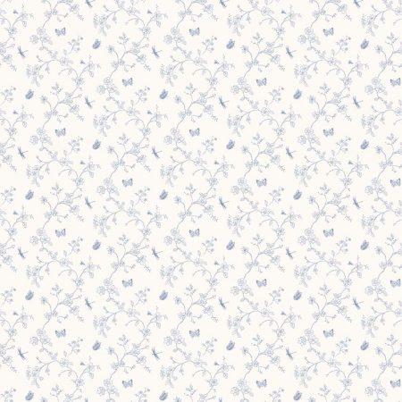 FLEUR PAPILLON BLEU – G67851
