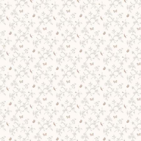 FLEUR PAPILLON GRIS MAUVE – G67853