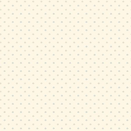 PALMETTE BLEU ET KAKI CLAIR  – G67899