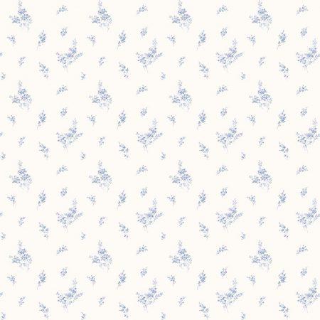 BRINDILLE BLEU FOND BLANC – G67915