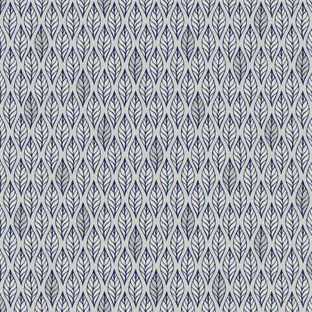 FEUILLE BLEU NAVY – SD61402
