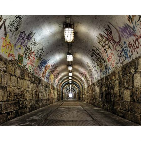 DECOR MURAL TUNNEL 6 LES – G45281