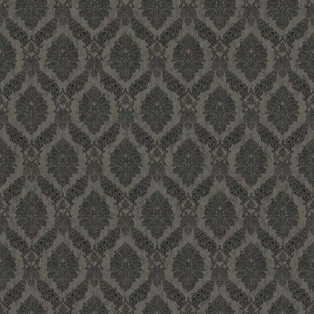 DAMAS NOIR/GRIS FONCE – HO3308