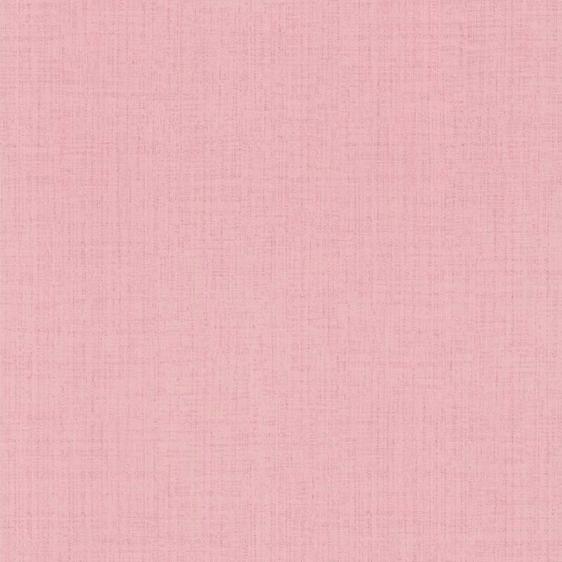 Papier Peint Uni Retro Rose Bonbon 51174913u De La Collection