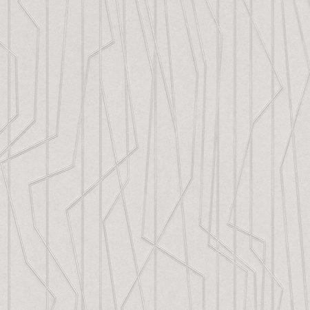 OBLIQUE ARGENTE FOND GRIS – 368782