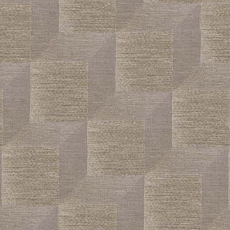CUBE 3D GRIS TAUPE – 23710