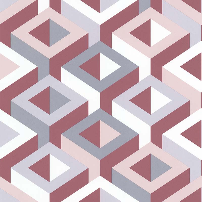 3D MULTICOULEUR ROSE – 51186903