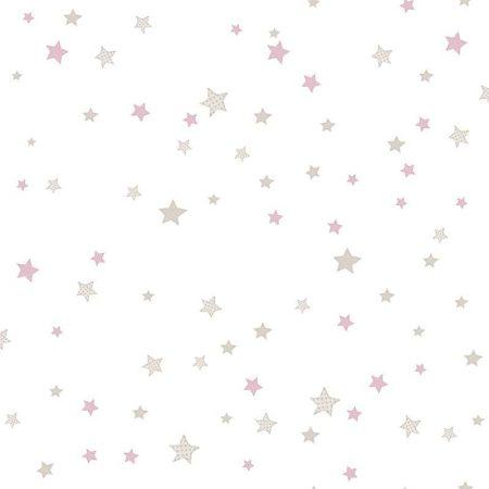 ETOILES ROSE ET BEIGE – 5438