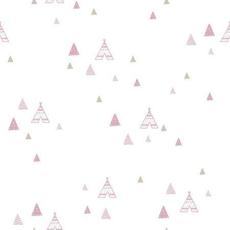 TIPI ROSE ET BEIGE – 5442