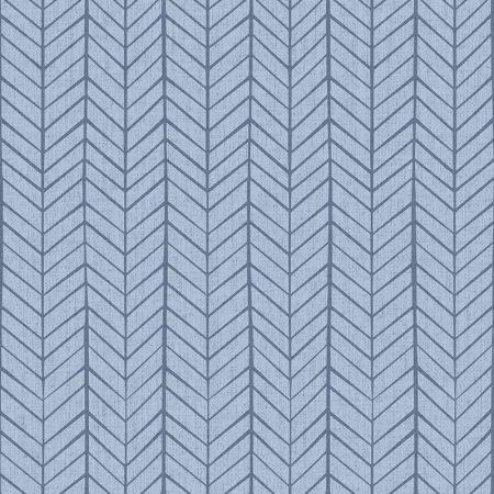 CHEVRON INDIEN BLEU – 5449