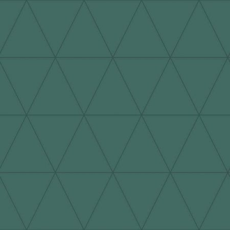 TRIANGLE GRAPHIQUE VERT BLEU- 347717