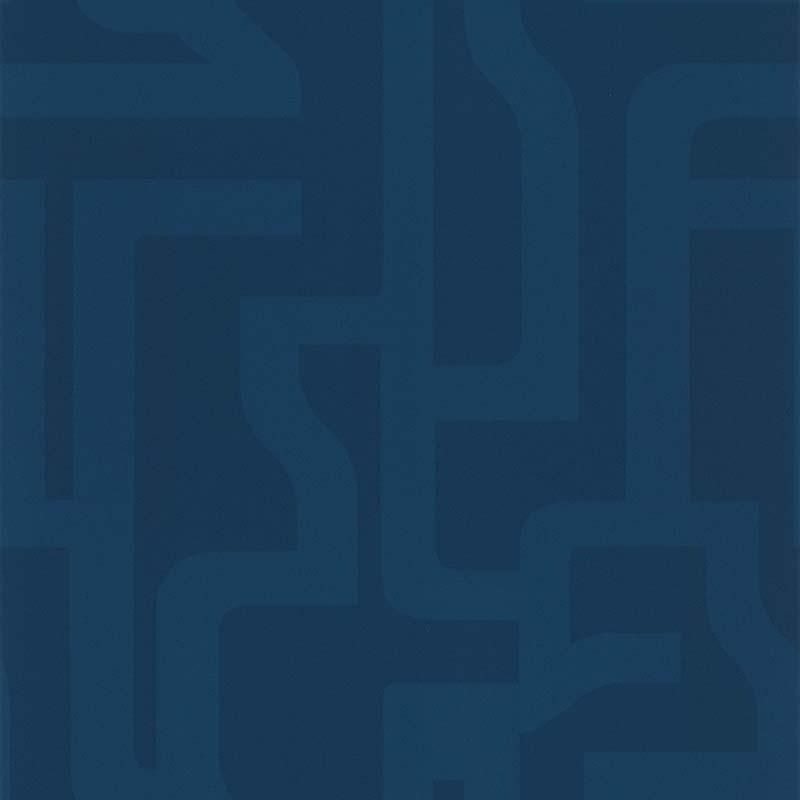 GÉOMÉTRIQUE BLEU – 51201101
